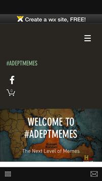 AdeptMemes apk screenshot