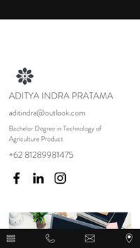 Aditya Indra Pratama poster