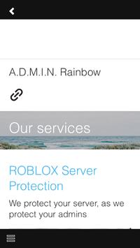 ADMIN RAINBOW screenshot 4