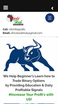 Africa Trade Hub poster