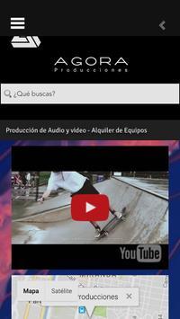 AGORA Producciones poster