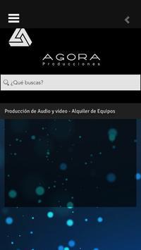 AGORA Producciones screenshot 1