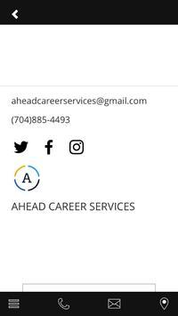Ahead Career Services apk screenshot