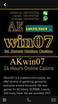 AKwin07 apk screenshot