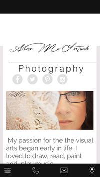 Alex McIntosh Photography poster