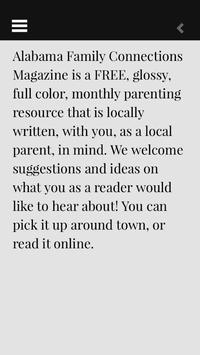 AL Family Connectons Magazine apk screenshot