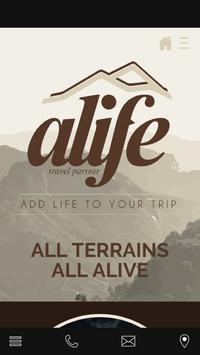Alife Travel Partner poster