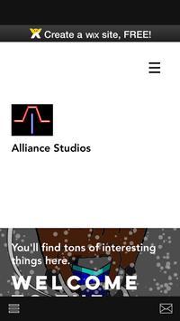 Alliance Studios poster