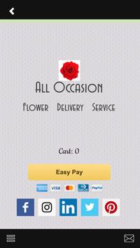 All Occasion Flower Delivery apk screenshot