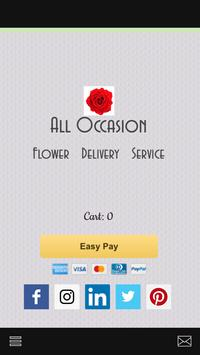 All Occasion Flower Delivery poster