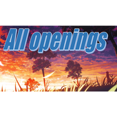 All openings icon