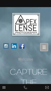 APEX LENSE PHOTOGRAPHY poster