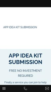 App Idea Kit Submission poster