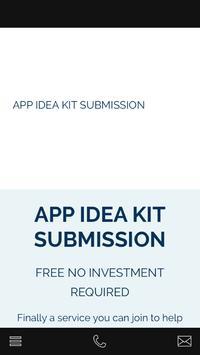 App Idea Kit Submission apk screenshot