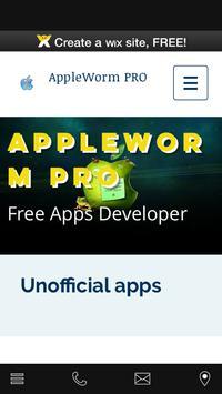 AppleWormPro apk screenshot