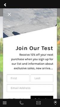 App Test screenshot 1