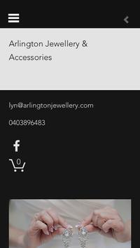Arlington Jewellery poster