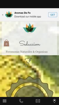 Aromas de Fe poster