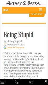 As Blog apk screenshot