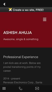 Ashish Ahuja apk screenshot