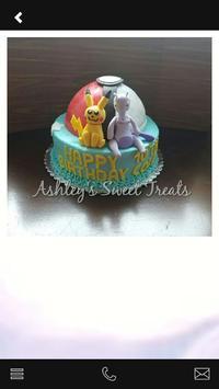 Ashley's Sweet Treats apk screenshot