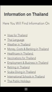 Ask About Thailand apk screenshot