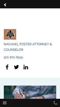 Attorney Nachael Foster screenshot 1