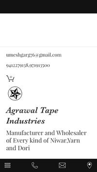 Agrawal Tape Industries poster