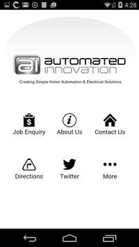 Automated Innovation poster