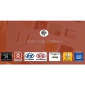 Auto Car Codes icon
