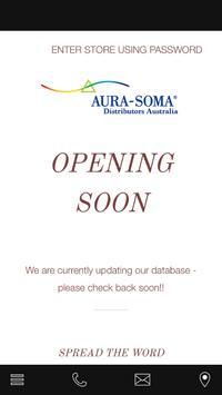 AuraSoma Distributors poster