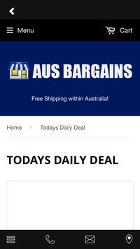 Aus Bargains screenshot 2