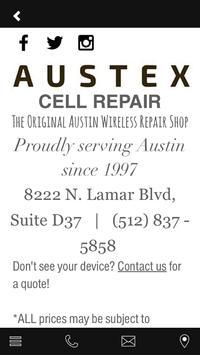 Austex PCS Wireless poster