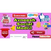 Avneesh Social media icon