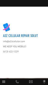 A2Z CELLULAR poster