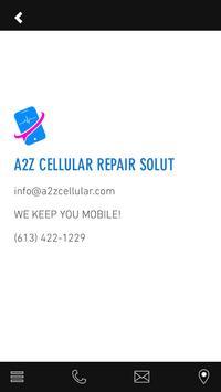 A2Z CELLULAR apk screenshot