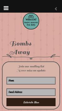 Bath Bombs Away poster