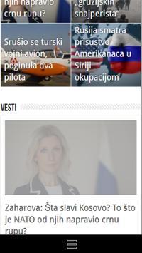 Balkanske Vesti apk screenshot