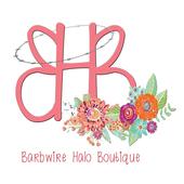 Barbwire Halo  Boutique icon