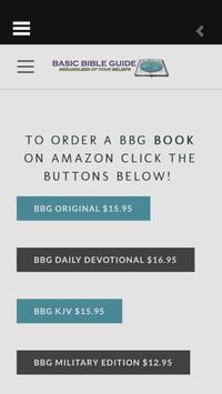 Basic Bible Guide screenshot 1