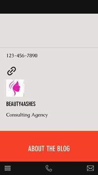 beauty4ashes apk screenshot