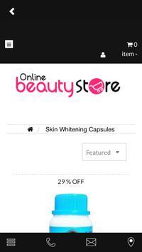 Beautystore screenshot 3