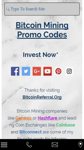 Bitcoin Promo Codes for Android - APK Download