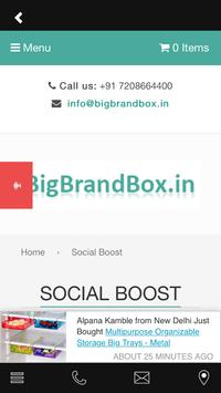 BigBrandBox screenshot 1