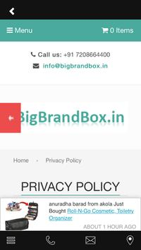 BigBrandBox screenshot 4