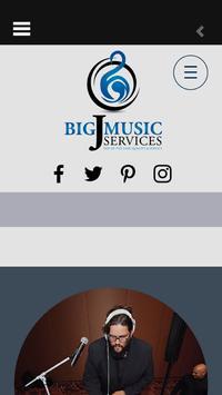 Big J Music Services screenshot 1