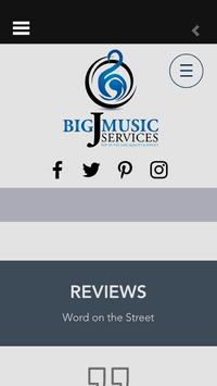 Big J Music Services screenshot 2