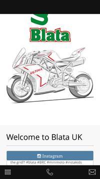Blata UK poster