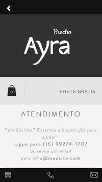 Brecho Ayra apk screenshot