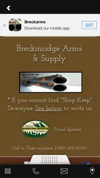 Breckinridge Arms screenshot 1